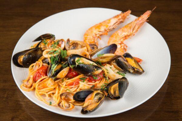 Frutti Di Mare La Dolce Vita Italian Restaurant Shrewsbury