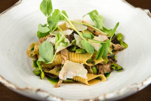 Garanelli Rabbit Ragu La Dolce Vita Italian Restaurant Shrewsbury