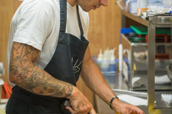 Gennaro Adaggio La Dolce Vita Italian Restaurant Shrewsbury
