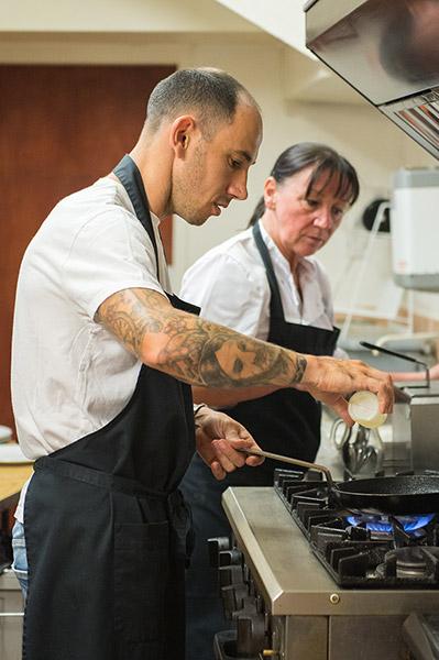 Chefs La Dolce Vita Italian Restaurant Shrewsbury